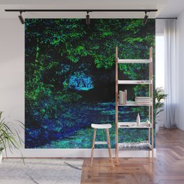 Enchanted Forest Path Wall Mural