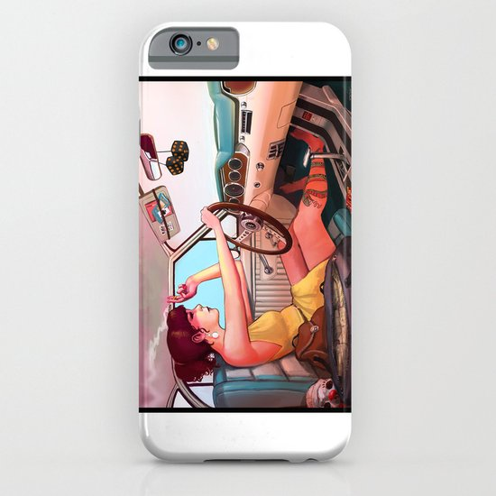 The Getaway iPhone & iPod Case