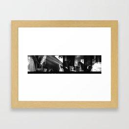 PANS : Tara & Rick : 4 Framed Art Print