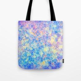 Watercolor Paisley Tote Bag