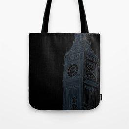 Big Ben Tote Bag