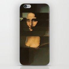 Mona Glitcha iPhone & iPod Skin