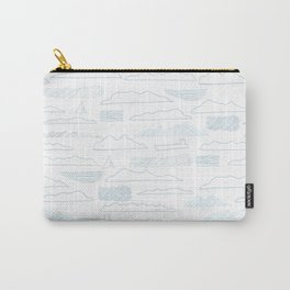 Island lines Carry-All Pouch