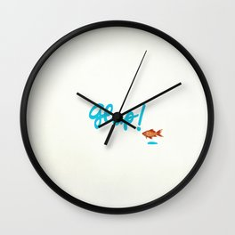 Glup! Countercurrent - 1 Wall Clock