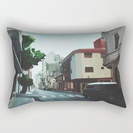 San Telmo, Buenos Aires Rectangular Pillow