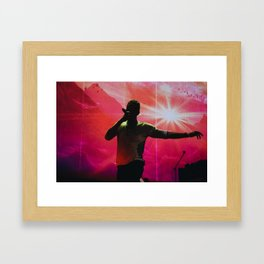 Chris Martin 01 Framed Art Print