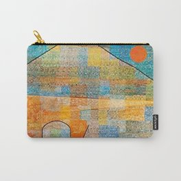 Paul Klee Ad Parnassum Carry-All Pouch