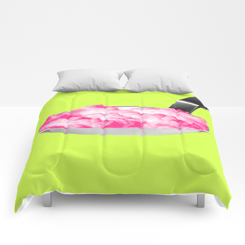 Cup Of Mystery Comforter by Tylerspangler CMF8568719