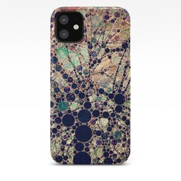Colorful tree loves you and me. iPhone Case