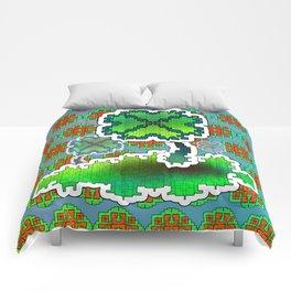 Clover Field Comforters