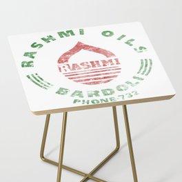 Rashmi Oils Vintage Side Table