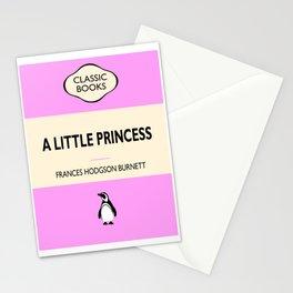 A Little Princess Stationery Cards