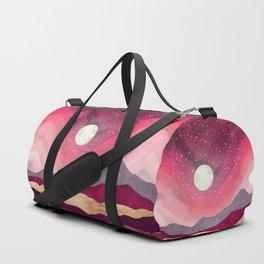 Scarlet Night Duffle Bag
