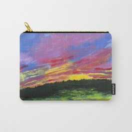 Color Me Crazy Carry-All Pouch