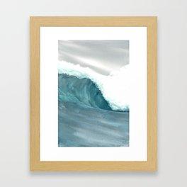 Icebreaker Framed Art Print