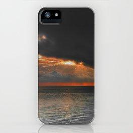 SunRise on Key Islamorada iPhone Case