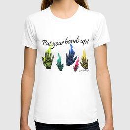 Hands Up! T-shirt
