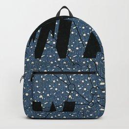 War blue Backpack