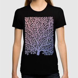 Fan Coral – Rose Quartz & Serenity T-shirt