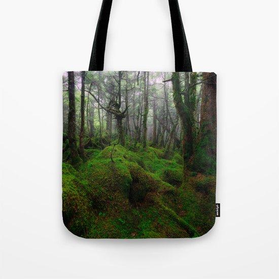 Enchanted forest mood III Tote Bag