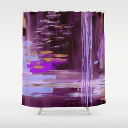 Inflection Shower Curtain