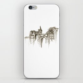 Ruins iPhone Skin