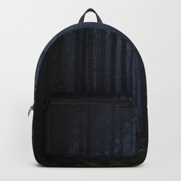 The Dark & Eerie Woods (Color) Backpack