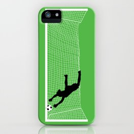 Leaping Keeper iPhone Case