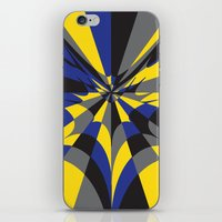 gotham iPhone & iPod Skins featuring Gotham by Ashley