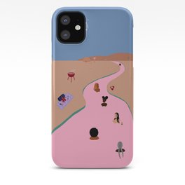 Safe Space iPhone Case