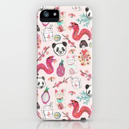 Asia iPhone Case