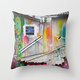 Beco Throw Pillow