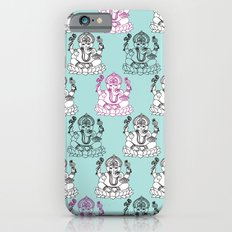 Modern Ganesh Indian handdrawn doodle illustration iPhone 6 Slim Case