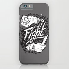 The Fight iPhone 6s Slim Case