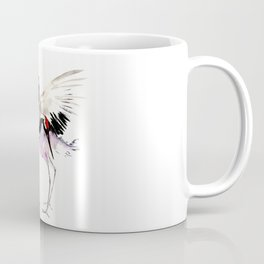 Japanese Crane Coffee Mug