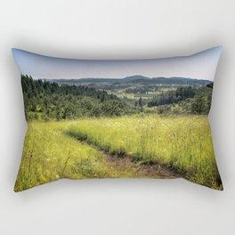Rambling Rectangular Pillow