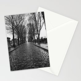 Pere Lachaise Stationery Cards