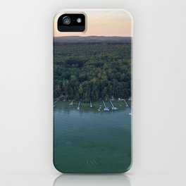 Cottage Grove iPhone Case