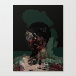 Frame. Canvas Print