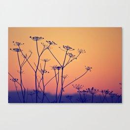 Wild and Precious Life Canvas Print