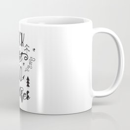 travel lettering Coffee Mug