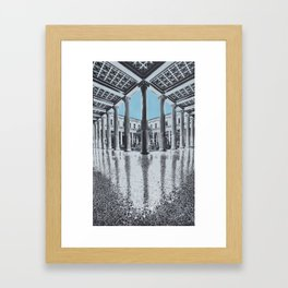 Getty Framed Art Print
