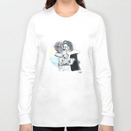 Larry Hug 2015 Long Sleeve T-shirt