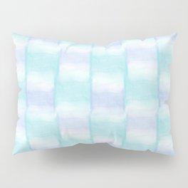 Watercolor Cubes Pillow Sham