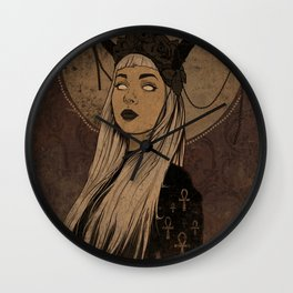 Queen of the Damned Wall Clock