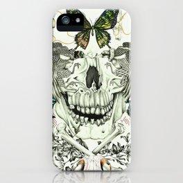 N E X V S iPhone Case