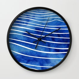 Tide XI Wall Clock