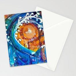 Aoukusai Wave Stationery Cards