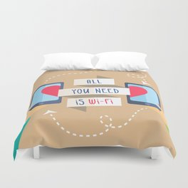 All you need is...) Duvet Cover