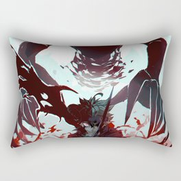 Black Clover Asta Rectangular Pillow